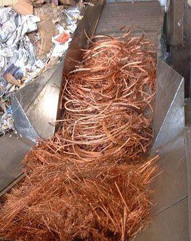 #1 Bare Bright Copper Recycling
