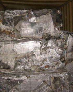 Aluminum/ Copper Rads Recycling