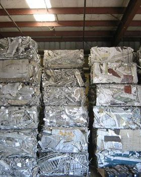 Finished Aluminum Recycling