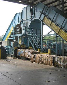 Recycling / Brokerage / Paper – Giordano's Waste & Recycle